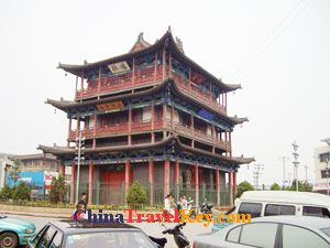 Photo of Datong Drum Tower