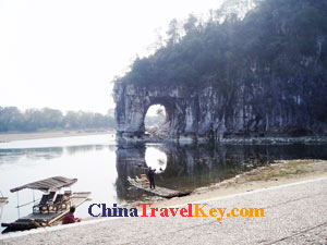 photo of Guilin Elephant Trunk Hill]