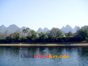 photo of Guilin Li River