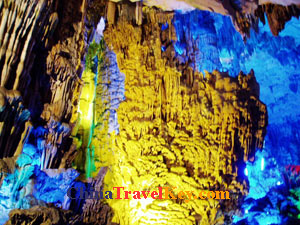 photo of Guilin Flute Cave