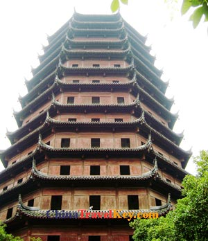 photo of Hangzhou Six Harmonies Pagoda