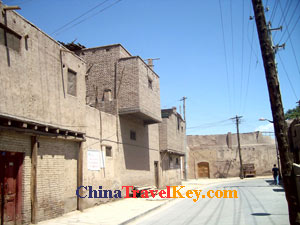 photo of Kashgar Old Town