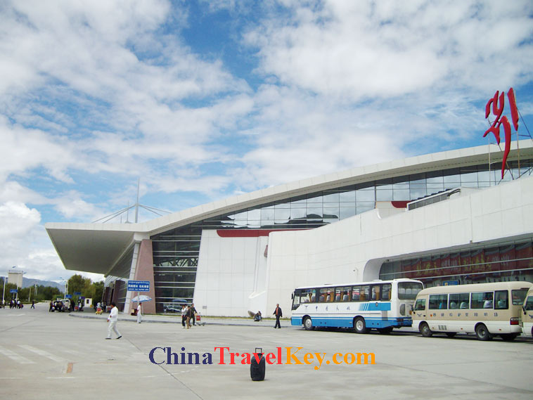 Lhasa Airport 2nd Photo
