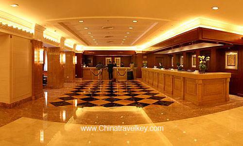 Awesome Lobby Of Okura Garden Hotel Shanghai Awesome Ideas