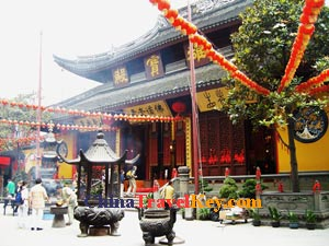 photo of Shanghai Jade Buddha Temple