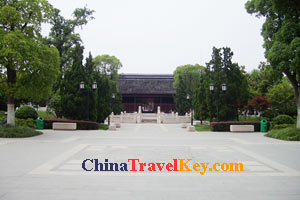 Photo of Suzhou Confucius Temple