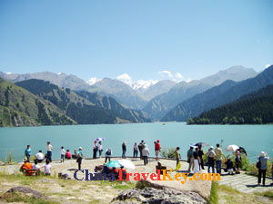 photo of Urumchi Heaven Lake