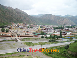 photo of Xiahe Labrang Monastery