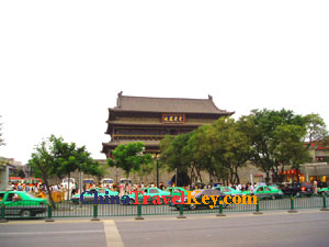 photo of Xian Drum Tower