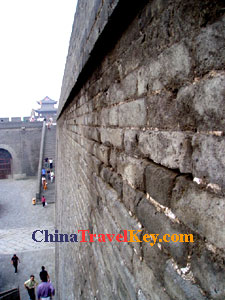 photo of Xian City Wall