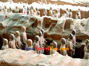 photo of Xian Terracotta Warriors