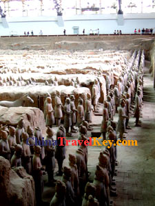 photo of Xian Terracotta Warriors and Horses Museum