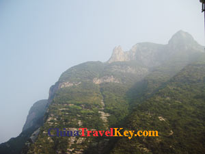 photo of Wu Gorge